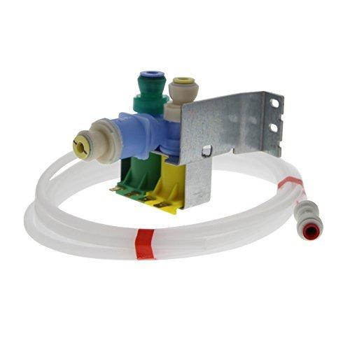 Whirlpool 4389178 Inlet Valve for Refrigerator (Whirlpool Triple Water Valve)
