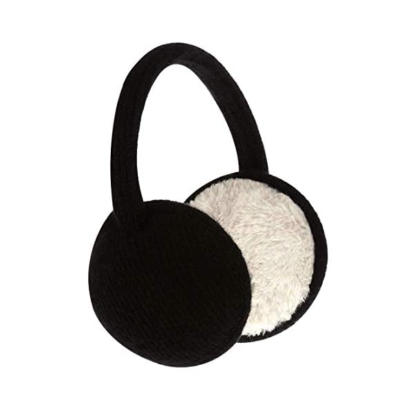 Earmuffs for Women Classic Foldable Ear Muffs Winter Accessory Outdoor Ear Warmer
