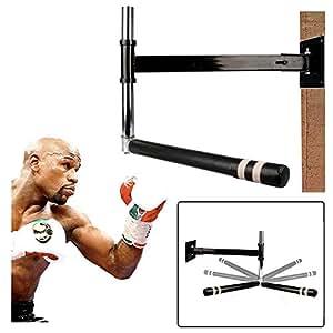 Amazon.com: CX Tech - Barra de entrenamiento de boxeo de ...