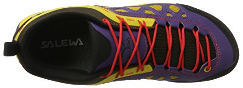 Firetail Ms Rise Papavero Men's 3 Yellow Low Mystical Boots Salewa Gelb Hiking WXEq5nX