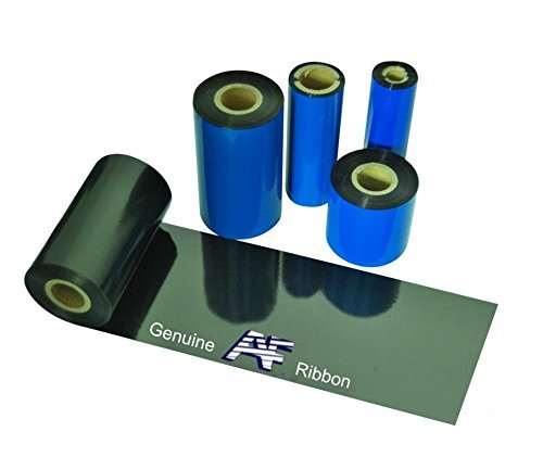 Thermal Transfer Ribbon by Accurate Films for Sato CL-608 Printer, Case of 12, 6.00