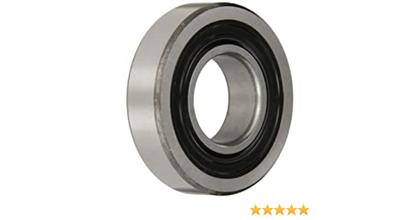 Double Sealed SKF RLS 10-2RS1 Radial Bearing 22500lbf Dynamic Load Capacity 11//16 Width 1-1//4 Bore ABEC 1 Precision Steel Cage Normal Clearance Single Row Contact 11800lbf Static Load Capacity Deep Groove Design 2-3//4 OD Inch