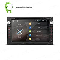 XTRONS 7 Android 6.0 Quad Core Capacitive Touch Screen Car Stereo Radio DVD Player with Screen Mirroring Function OBD2 1080P for VW SEAT SKODA