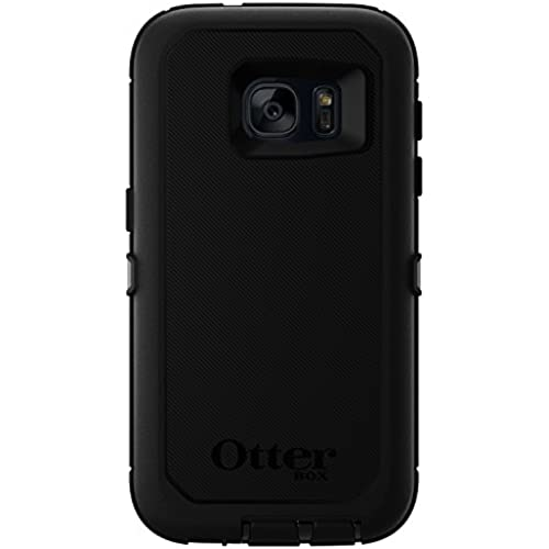 OtterBox DEFENDER SERIES Case for Samsung Galaxy S7 - Frustration Free Packaging - BLACK Sales