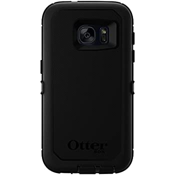 OtterBox DEFENDER SERIES Case for Samsung Galaxy S7 - Retail Packaging - BLACK(Fits Galaxy S7 only)