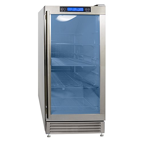 For Sale! Maxx Ice MCBC3U-O Commercial 3 Cu Ft Outdoor Indoor Built-In Undercounter or Freestanding ...