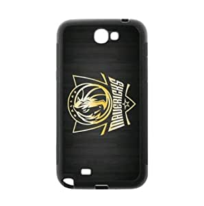 Samsung Galaxy Note 2 TPU Phone Case with Dallas Mavericks-by Allthingsbasketball