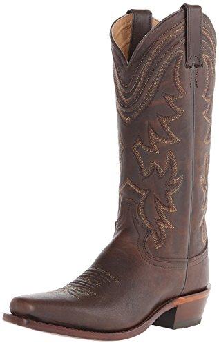 Ladies Cowboy Boot Fashion Leather J-Flex Insole Single Stit