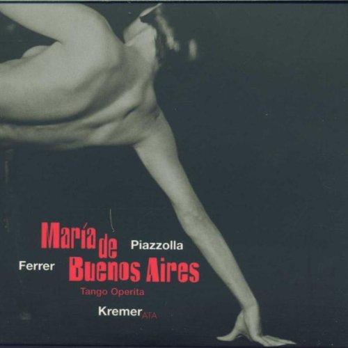 Piazzolla: Maria de Buenos Aires (Tango Operita) by RHIP2