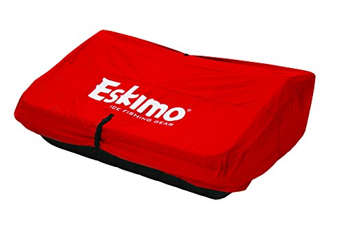 - Eskimo 16475 50-inch Travel Cover for 1-Person Ice Shelter