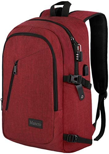 Backpack Supplies Accessories Resistant Computer