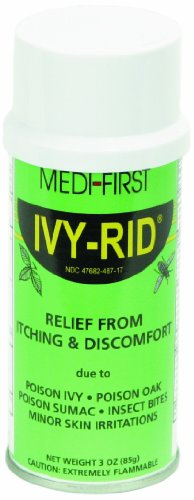 Medique -First 48717 Ivy Rid Spray, 3 Ounces