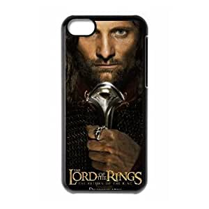 iPhone 5C Phone Cases Black Lord of the Rings DTG171791
