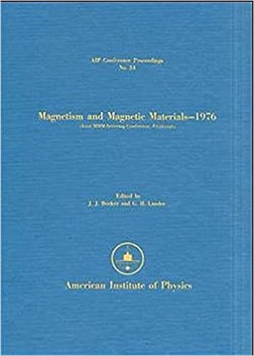 Buy Magnetism and Magnetic Materials 1976: v  34 (AIP Conference
