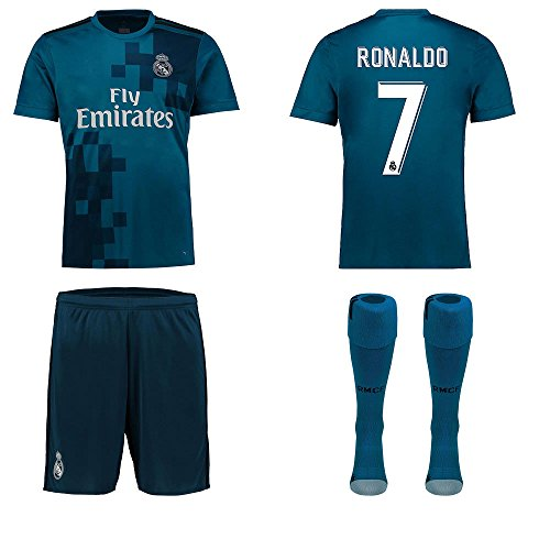 Real Madrid NB Ronaldo Bale Benzema Ramos 2017 2018 for sale  Delivered anywhere in USA