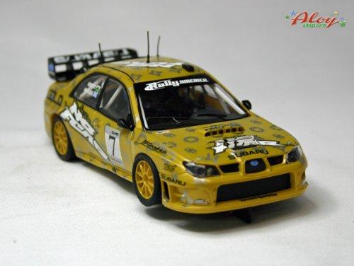 Subaru Impreza WRC McRAE  7
