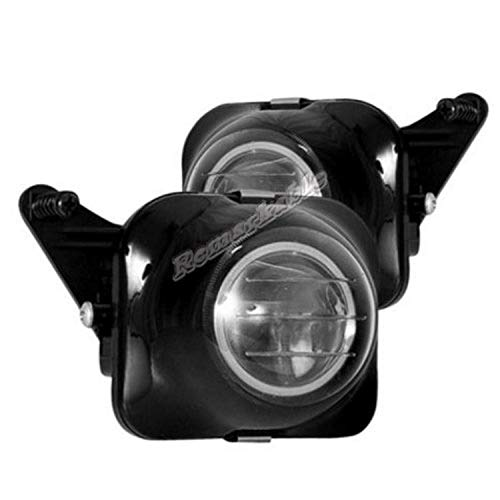 - Remarkable Power FL7143 Fit For 2000-2005 Toyota Celica Fog Lights Clear Front Driving Lamps Pair