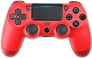 TOPmontain Controlador sem fio para PS4, controlador de jogo para Playstation 4 / Pro/Slim, joystick de gamepa