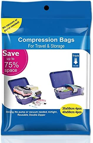 WETONG Compression Garment Storage Luggage product image