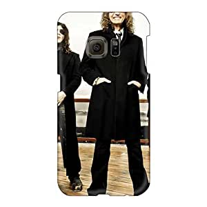 Scratch Protection Cell-phone Hard Cover For Samsung Galaxy S6 With Support Your Personal Customized High-definition Megadeth Band Skin AshleySimms