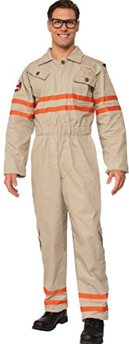 Rubie's Men's Ghostbusters Movie Grand Heritage Kevin Costume, Multi, Extra-Large -