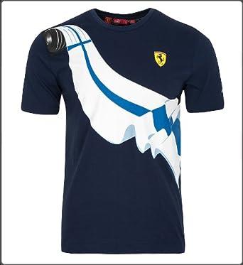 shipping shirt t asp red m worldwide for ferrari index puma free cheap