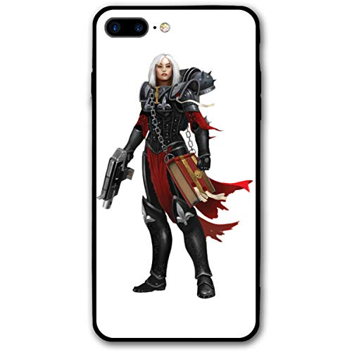 iPhone 7/8 Plus Warhammer Fantasy Battle Sisters of Battle Costume Cases for Apple]()