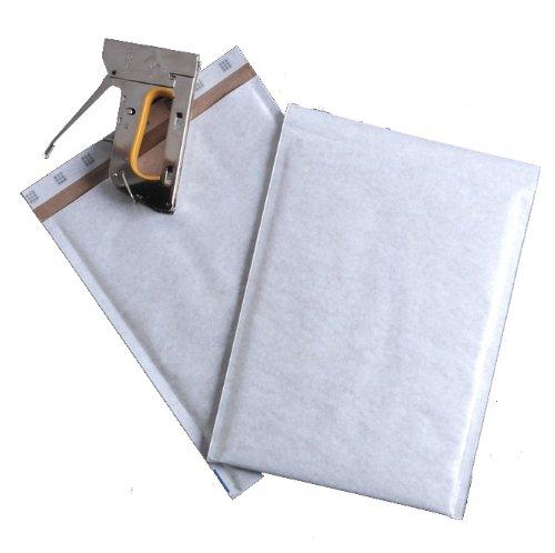 Gr/ö/ße D//1, 180 mm x 260 mm Karton /à 100 St/ück wei/ß Mail Lite Plus Versandtaschen