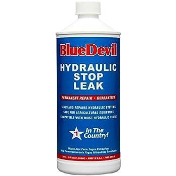 Amazon com: BlueDevil Hydraulic Stop Leak / Gallon: Automotive