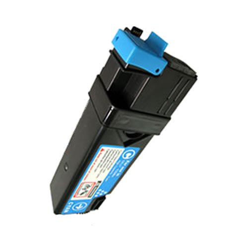 Do It Wiser Cyan Toner Cartridge For Dell 2130 - 2130CN, 2135CN - 330-1437 - High Yield 2,500 pages
