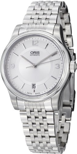 Oris-Classic-Date-Mens-Stainless-Steel-Automatic-Watch-73375784031MB