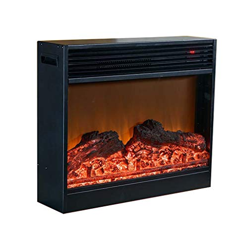 Cheap Liu Weiqin Electric Fireplace - LED Simulation Fire Electric Fireplace/Built-in Cast Iron Fireplace Heater Length 800 Thick 180 Height 600mm Black Friday & Cyber Monday 2019