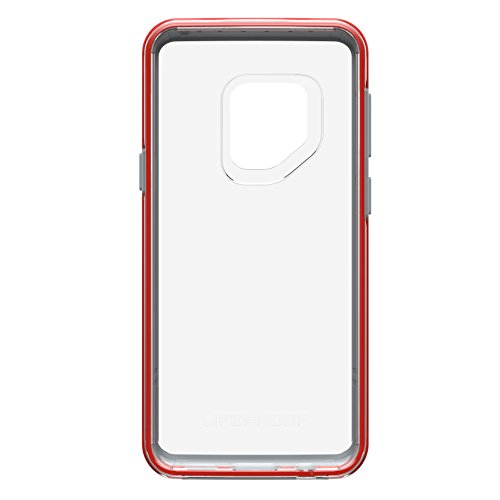 Lifeproof SLAM SERIES DROPPROOF Case for Samsung Galaxy S9 ONLY - Retail Packaging - LAVA CHASER (GRAY/RED)
