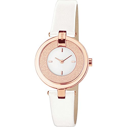 Breil lady watch just time Breilogy IP gold rose case 30mm