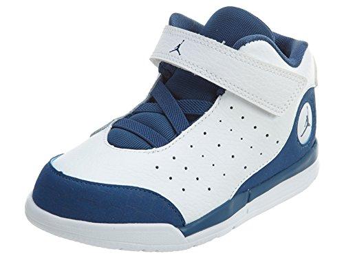Jordan Toddlers Jordan Flight Tradition ST (White/French Blue) Size 6 US ()