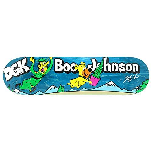 ペック蜂簡単にDGK DECK ディージーケー デッキ BOO JOHNSON PICNIC 8.0 スケートボード スケボー SKATEBOARD