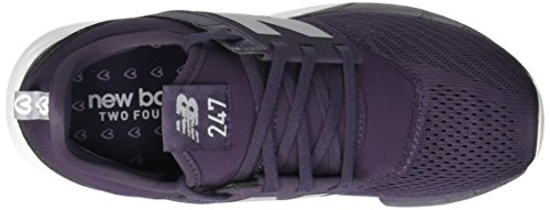 Damen Sneaker Balance Elderberry Wrl247v1 New ZF5wvqc