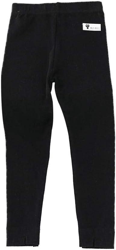 TENDYCOCO Chica Básico Algodón Leggings de Tobillo Pantalones Niños Algodón Legging Pantalón Ajustado Sin Costura Niño Leggings Pantalones Medias: Amazon.es: Ropa y accesorios