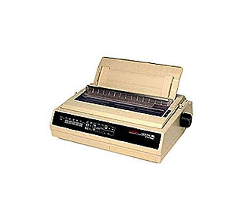 (Okidata MICROLINE 62410501 395 Dot Matrix Printer - 610 CPS - 24 Pin - 360 dpi x 360 dpi - Parallel, Serial (Certified)