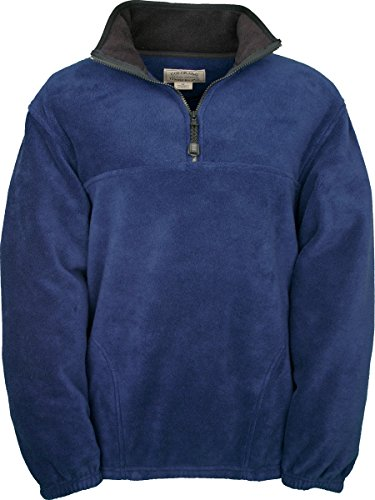Colorado Timberline Fleece Pullover winter camping clothes that make you stay warm with proper winter camping clothing