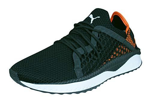 PUMA Mens Sneakers Tsugi Netfit Training Shoes-Black-11.5