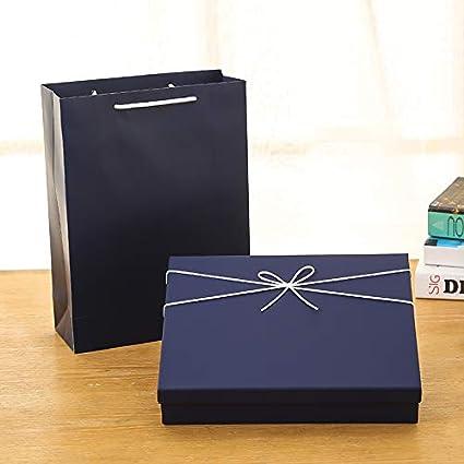 Caja de regalo rectangular caja vacía Aumentar la altura del no. 2 ...