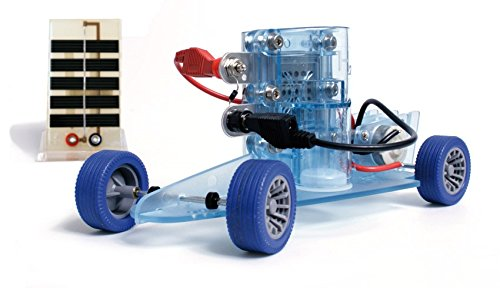 Heliocentris 354 Dr. Fuel Cell Model Car Kit, Complete