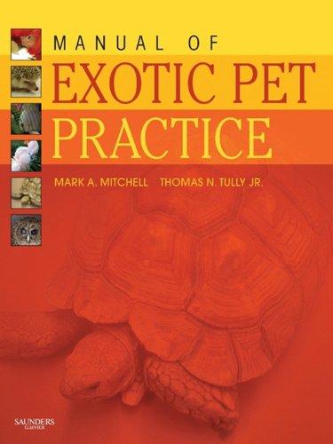 Manual of Exotic Pet Practice Pdf