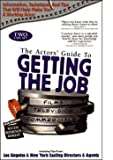 Actors Guide to Getting the Acting Job (2) CD's + Workbook Acting Audition Information