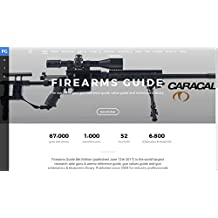 Firearms Guide 8th Edition ONLINE - Presents 67,000 guns and 6,800 gun schematics - with Gun Values!