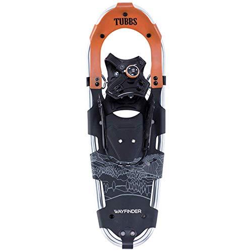 Tubbs Men's Wayfinder Snowshoe, Black (Tubbs Snowshoes 30 Inch)