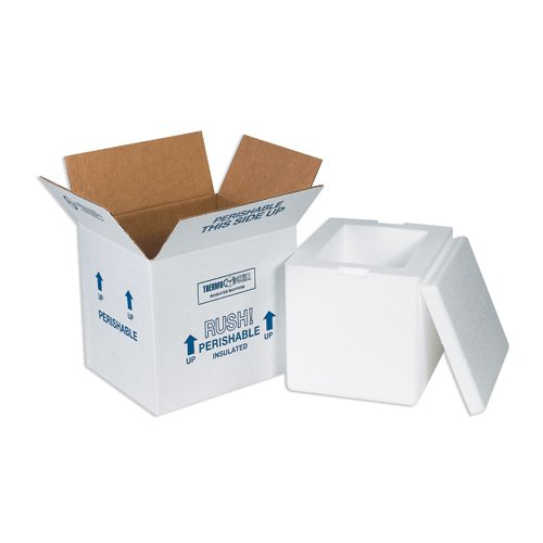 BOX USA B207C Insulated Shipping Kits, 8