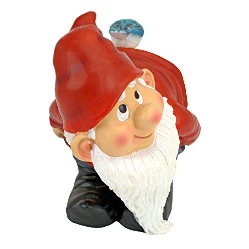 gnome garden sculpture
