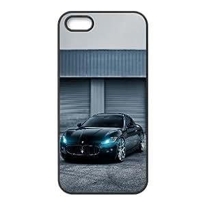Mazerati Gran Turismo S Parallax RP46IC4 funda iPhone 4 4s del teléfono celular caso funda T1PR4H3BG